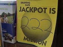 Ticket sales boom before $222M Powerball jackpot