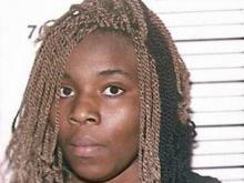 Renesha Shante Griner - mug shot 1 5/29/09 - babysitter accused of taking Raeford infant, Saniya