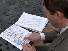 Lawyer cites permits in lawsuit against contractor