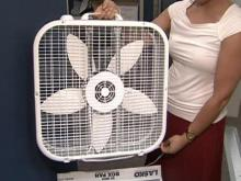 Fan donations requested to help residents stay cool