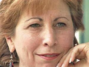 Real estate broker Brenda Carroll
