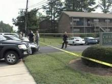 A woman died Friday morning after an acquaintance stabbed her in the neck with scissors in a parking lot at Chapel Towers Apartments, 1315 Morreene Road, according to Durham police.