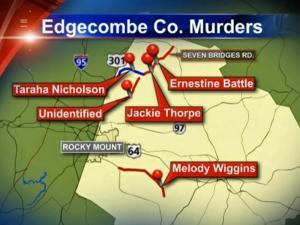 Edgecombe County murders