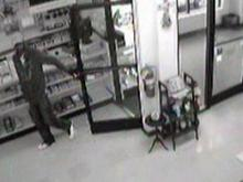 Surveillance video of Lillington pharmacy robbery
