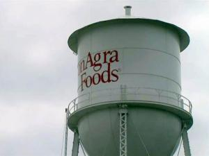 ConAgra Foods plant, Slim Jim plant in Garner