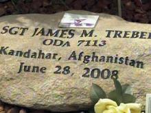 Fort Bragg honors fallen soldier