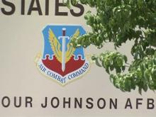 Airmen killed in fighter jet crash