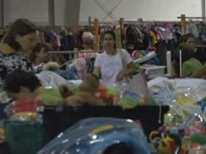The economy might be tight but a consignment sale this weekend could save thousands of parents money on essentials like toys, clothes and accessories for their children.