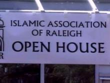 The newly expanded Islamic Center of Raleigh held an open house on July 25, 2009 for members of the community.