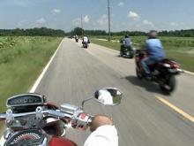 Bike ride raises awareness of Edgecombe slayings