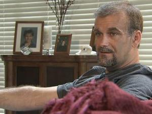 """Dave Davis says he's learned to cope without answers in his son Josh's 2004 hit-and-run death. """"It would make a difference that we know, but it's not going to make a difference, because he's not coming back,"""" he says."""