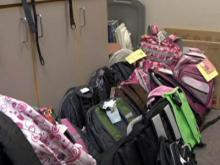 Programs help provide school supplies to teachers, students