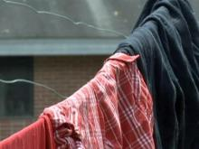 Clothesline causes controversy in Carrboro