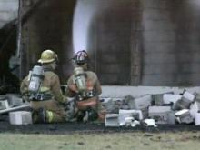 Investigators look for cause of Nash County house fire