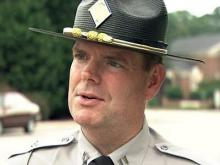 N.C. Highway Patrol Capt. Everett Clendenin