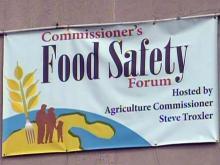 More tools needed to prevent food contamination