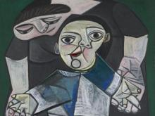 Sixty works created by artist Pablo Picasso are on exhibit at the Nasher Museum of Art at Duke University through Jan. 3, 2010.