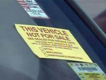 Dealers await payments for taking clunkers