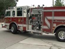 Job seekers drawn to firefighter openings