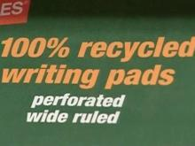 School supplies are going 'green'