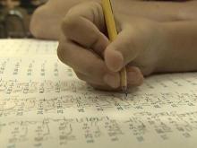 School defies low test scoring trend