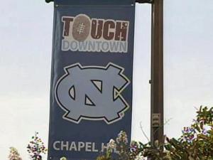 The Town of Chapel Hill has started the Touch Downtown Chapel Hill campaign to help boost the local economy.