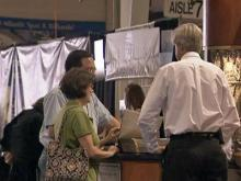 Homeowners look for ways to update at show