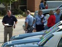 Raleigh standoff suspect faces charges