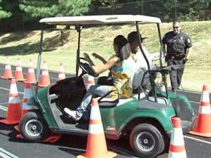 Enloe students learn consequences of texting, driving