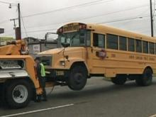 Car-bus wreck in Fayetteville proves fatal