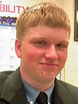 Johnathan McKenzie, 15, was struck and killed bya vehicle on Ray Road in Spring Lake on Oct. 21, 2009. (Submitted by Diana Potts)