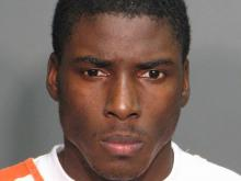 Timothy Maurice Bullock - mug shot 10/23/09 - Ex-Wake guard charged with giving inmate drugs, weapon