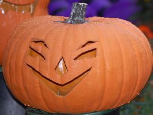 Raleigh home celebrates Halloween