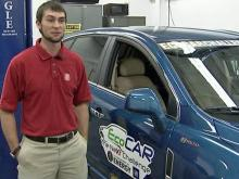 N.C. State students engineer electrical car to inspire, win
