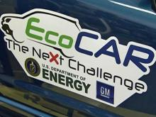 N.C. State students take on Eco Car Challenge
