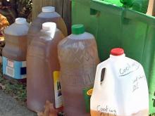 Raleigh tries out curbside cooking-oil recycling