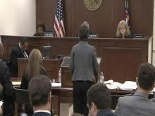 N.C. Appeals Court hearing of Larry Green case