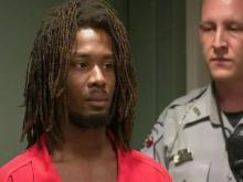Mario McNeill makes his first court appearance on Nov. 20, 2009, on charges he raped and killed 5-year-old Shaniya Davis.