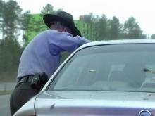 Troopers enforcing 'Operation Slow Down'
