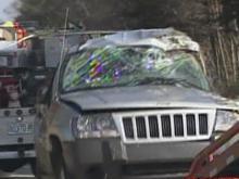 Two killed in Orange Co. crash