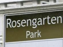 Rosengarten Park gets makeover