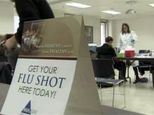 Risk of H1N1 doesn't concern many students