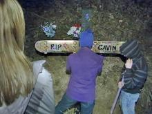 Teen memorialized by friends