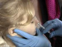 Health departments taking flu vaccine to people