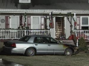 A Zebulon family is staying in a hotel after fire swept through their home Monday morning.