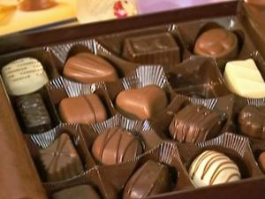 Select chocolates for a great gift