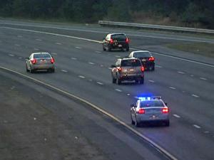 The North Carolina State Highway Patrol is increasing the number of troopers on the interstates and heavily traveled corridors during the holiday week.
