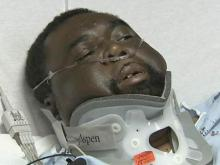 Jimmy Lee Brown suffered a fractured neck after his car was rear-ended on I-40 in Cary in a Dec. 27, 2009, hit-and-run.