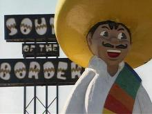 South of the Border plans changes