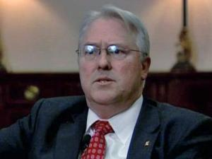 Randy Woodson was elected chancellor of N.C. State on Jan. 8, 2009.